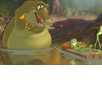 공주와 개구리 스토리북