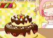 생일 케익 꾸미기